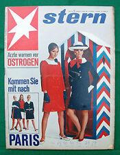 STERN 6.3.1966 Nr. 10: Ärzte warnen vor Östrogen / Mode 1966