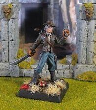Frank Buck Adventurer Chronoscope Reaper Miniatures Modern Pulp Melee Ranged
