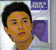 Erico-Zin In N Feestje cd single