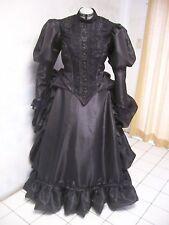 sale!!!LIZZIE BORDEN 1890's REP bustle VICTORIAN court DRESS sz 22