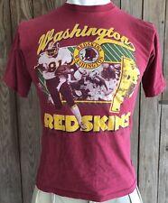 Washington Redskins Men s Large Tshirt Vintage 90 s 1990 Red NFL Short  Sleeve a486a8657