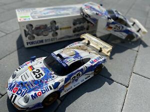 Tamiya Porsche GT1 TA03-RS RC in OVP