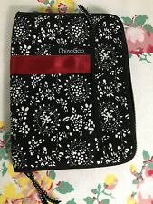 ChiaoGoo Fixed Circular Needle Fabric Case Excellent