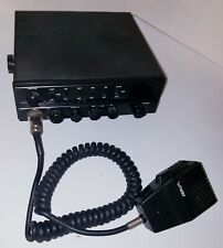 CB RADIO WHISTLER 700 WH-700 40-CHANNEL With Mic, Bracket, NO POWER PLUG