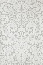 Farrow & Ball Wallpaper Silvergate BP852 White Grey