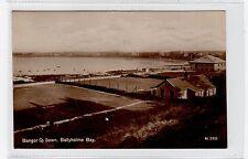 BALLYHOLME BAY, BANGOR: Co Down Northern Ireland postcard (C25820)