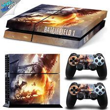 Playstation 4 PS4 Skin Wrap Adesivo Decalcomania CONSOLE + CONTROLLER