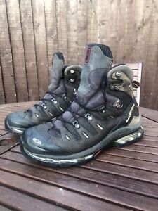 Salomon men's Quest 4d 3 GTX walking boots UK size 9