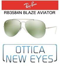 Occhiale da Sole RayBan BLAZE AVIATOR RB 3584N 9051/30 58mm FLAT Ray Ban Limited