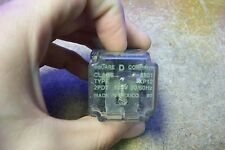 8501-KP12-V20 Relay W/O Options 10AMP 120VAC 50/60Hz 8 Pin DPDT