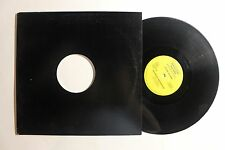 """DIVINE SOUNDS What People Do For Money 12"""" D-225 US 1984 VG RARE ELECTRO 5D"""