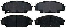 Disc Brake Pad Set-Ceramic Disc Brake Pad Front ACDelco Pro Brakes 17D829C