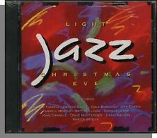 Light Jazz Christmas Eve - 1994 New Age Style Christmas Music CD! New!