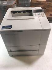 HP Laserjet 4050TN  Laser Printer (For Parts)