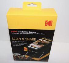 Kodak Mobile Film Scanner Scan & Share Color & B&W 35mm RODFSFM2 New in Box