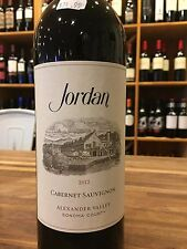 2013 Jordan  Cabernet Sauvignon ***1Bottle*** Wine