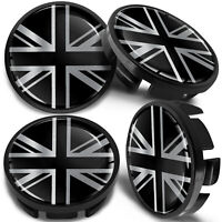 4 x Car Wheel Centre Alloy Hub Center Caps 65mm Fits: 3B7601171 / 6U7601171