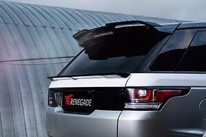 Custom trunk mid spoiler for Land Rover Range Rover Sport 2014 - 2020 Renegade