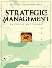 Strategic Management: An Integrated Approach by Hill/Jones 9th Edition Like New