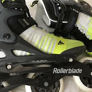 Rollerblade Macroblade 110 3WD Skates Mens 10.0 --
