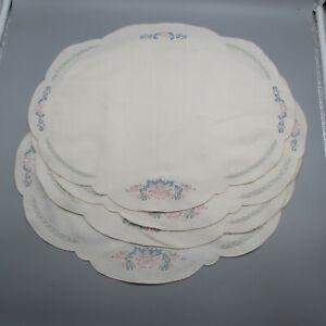Lenox Fine Linens Charleston Cloth Placemats - Set of Four