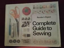 Vintage Sewing & Tailoring Books, Set of 3