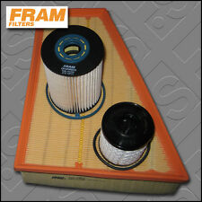 SERVICE KIT for FORD MONDEO MK4 2.0 TDCI FRAM OIL AIR FUEL FILTERS (2007-2012)