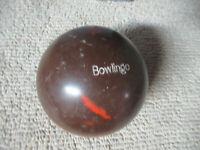 used 4'' BOWLINGO BOWLING BALL  arcade  game part  CF50