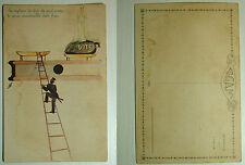 Cartolina  Umoristica  Agam  1031  anni 30/40   non viaggiata
