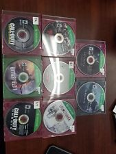 Huge Lot Of 15 XBOX ONE DISC ONLY games. Great titles!