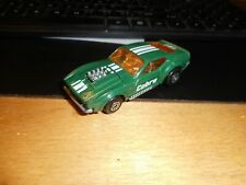 Matchbox Lesney Superfast 1972 Green Cobra Boss Mustang Near Mint
