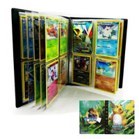 Pokemon 240 Cards Album Binder Folder Book List Collector Capacity Holder Yellow