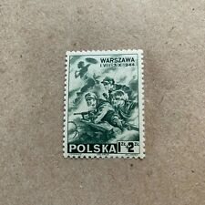 Poland 1945- Issue in Exile  Scott #3KB1 MNH