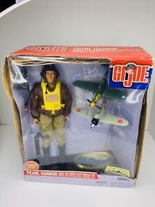 GI Joe Pearl Harbor Army Air Corp Pilot 1/6 Figure