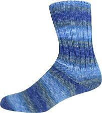 ONline Sockenwolle Supersocke 4-fach Merino Extrafein 100 g Sort. 277 Farbe 2413