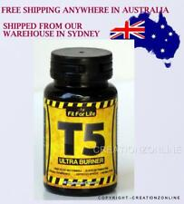 T5 FAT BURNER CAPSULES 1 X BOTTLE STRONGEST SLIMMING PILLS DIET WEIGHT LOSS