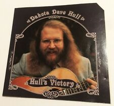 DAKOTA DAVE HULL Hull's Victory CD album 1983 Doc Watson Flying Fish FF70294