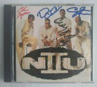 N I I U - NIIU (CD, 1994 Arista) Signed Autographed