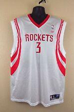 Steve Francis Rockets Jersey XL White Reebok NBA Houston Top Shirt