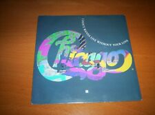 CHICAGO  :I DON'T WANNA LIVE WITHOUT YOUR LOV  PICTURE SLEEVE     7 INCH 45 1988