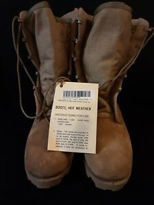 NIB Military Hot Weather Boots  (2)