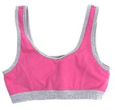 Humorous Vsx Sport Sports Bra Gray Black 36c Exc Condition Women's Clothing Sports Bras