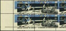 1435a, Amazing Black Color Shift Error Plate Block WoW - Stuart Katz