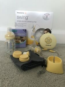 Medela Swing Single Electric Breast Pump - barely used