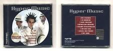 Cd HYPER MUSIC Compilation NUOVO sigillato TUTTO 2002 Muse Ash The Hives