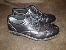 Men's NUNN BUSH Eagan 84155 Wing Tip Oxford shoes size 12M Used