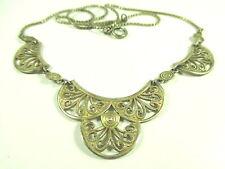 Ikora WMF Collier Vintage 30er 40er Halskette Boheme Kette  40H N4