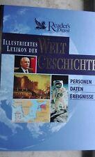 illustriertes Lexikon der Weltgeschichte Personen daten Ereignisse