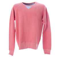OLASUL Men's Coral Reverse Sweatshirt $130 NEW