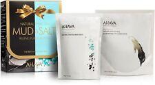 Natural Dead Sea Mud & Salt Bath Kit, AHAVA,